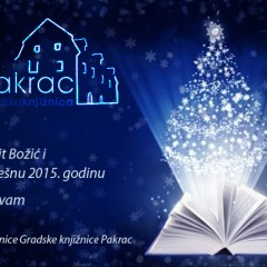 Sretan vam Božić i uspješna nova 2015. godina!