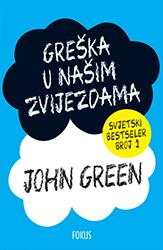 1. John Green Greška u našim zvijezdama