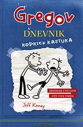 2. Greg Kinney Gregov dnevnik  Rodrick rastura