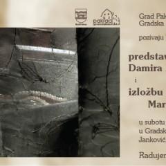 Predstavljanje poezije i izložba fotografija – Damir i Marina De Zan