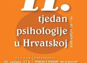 11. Tjedan psihologije u Gradskoj knjižnici Pakrac