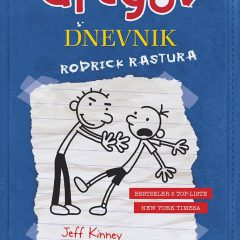 1. Gregov dnevnik : Rodrick rastura