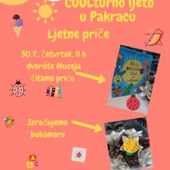 COOLturno ljeto 2020. – Ljetne priče, 30.7.