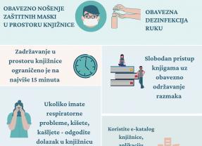 Smjernice za korisnike Gradske knjižnice Pakrac