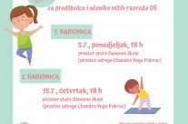 COOLturno ljeto 2021. / BOOKids yoga radionice za djecu